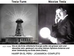 HAARP-Terror 02: Die Erfindung des Tesla-Turms für \