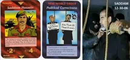 Illuminati card game from 1982 to 1995 - index