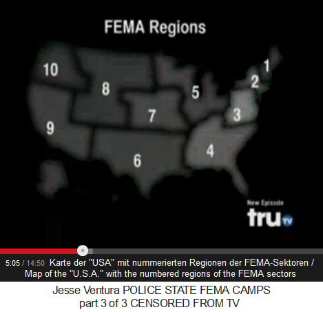 USA The FEMA Concentration Camps Ccs - Fema camps in the us map