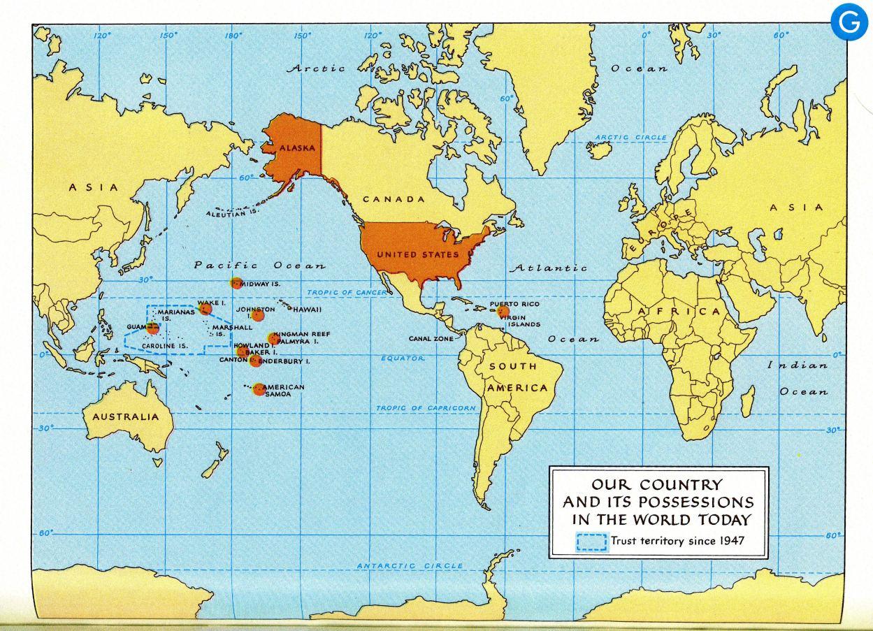 Usa Ab 1946 Die Ausgerotteten Ureinwohner Und Das Besetzte