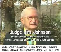 Richter Jim Johnson appelliert an öffentliche Anhörungen im Kongres