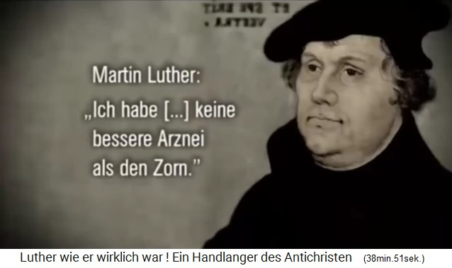 wollte luther die reformation fegefeuer