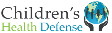 Children's Health Defense online, Logo