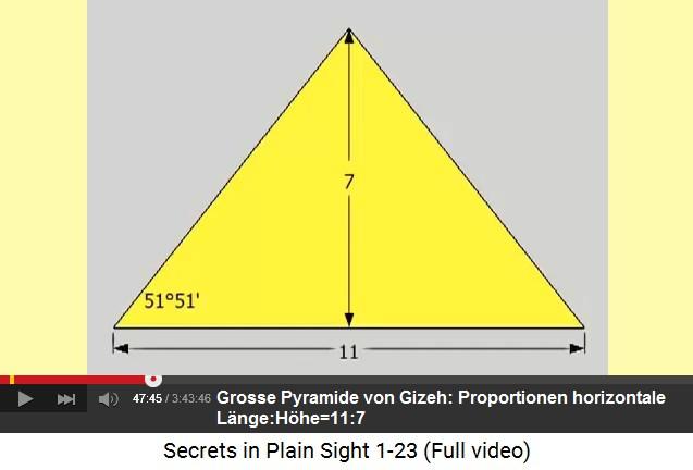gizeh pyramiden größe