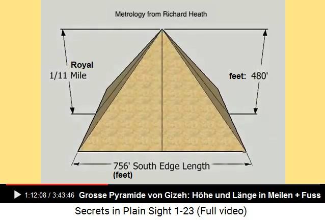 8 grosse pyramide von gizeh 9 7 11 10. Black Bedroom Furniture Sets. Home Design Ideas