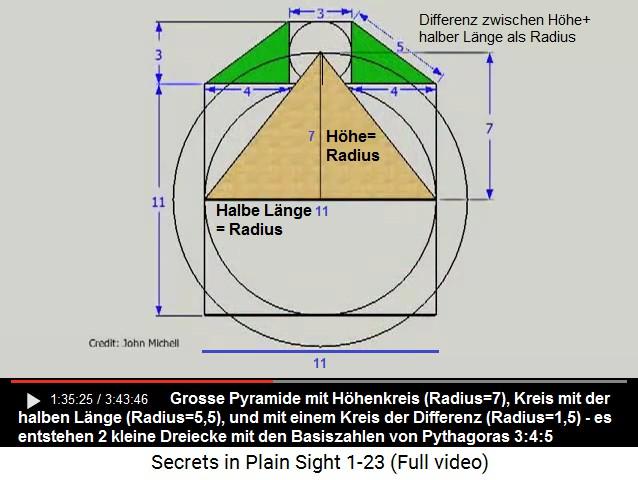 16 grosse pyramide von gizeh mond erde 7 11 3 4 5 11. Black Bedroom Furniture Sets. Home Design Ideas