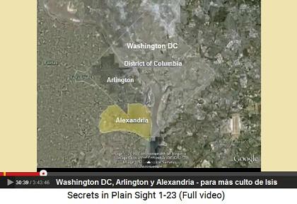 Washington DC, Arlington y Alexandria -                         para más culto de Isis