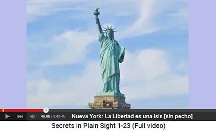 Nueva York: La Libertad es una Isis [¡sin                     pecho!]